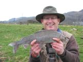 2lb 11oz Grayling