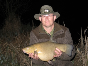 7lb 8oz Tench