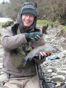 Nathan's 2lb 3oz Grayling