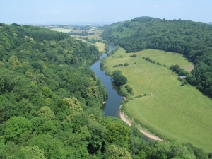 A view from Yat Rock