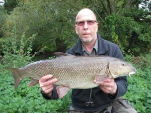 Kev's 15lb 2oz Barbel