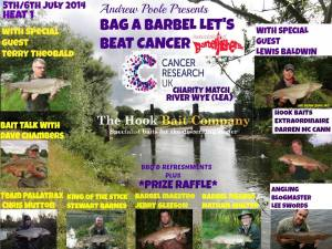 Bag A Barbel and Let's Beat Cancer