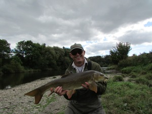 Cracking Wye Barbel