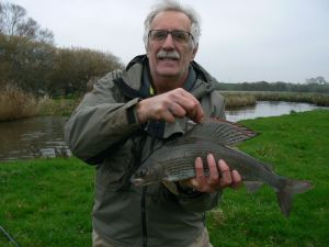 Geoff's new PB 2lb 5oz