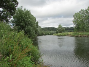 Summer on the Wye