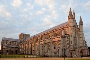 Winchester Cathedral - Courtesy of Wikipedia