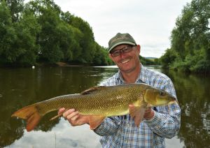 A decent Wye Barbel