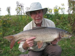 Kevin's 12lb Worksop Barbel